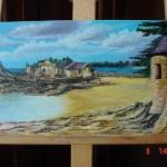 Peinture Tour bretonne